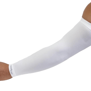 Forearm with White Sleeve